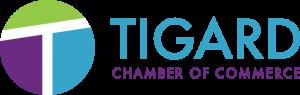 tigard chamber logo blue