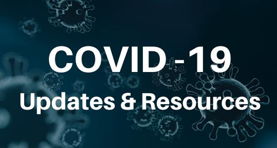 COVID 19 Updates Resources