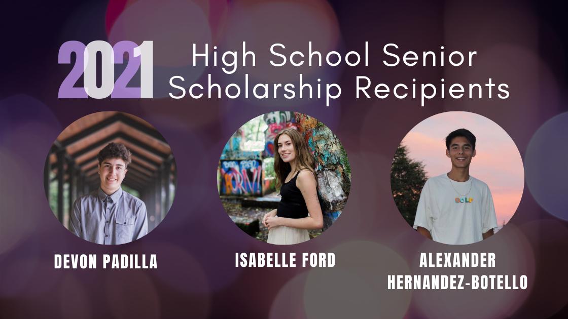 Scholarship Recipients 2